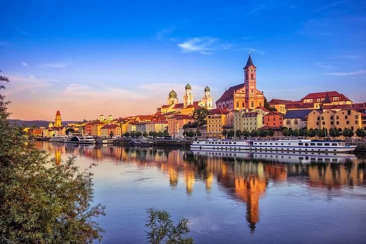 Passau ist einfach malerisch