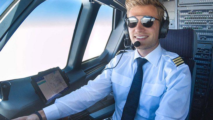 Pilot Patrick Biendenkapp