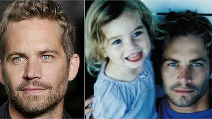 Paul Walker mit Tochter Meadow