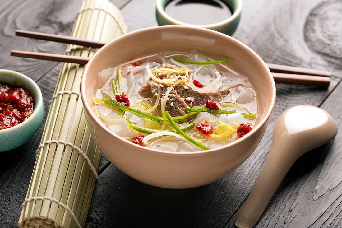 Pekingsuppe-Rezept: So einfach geht's