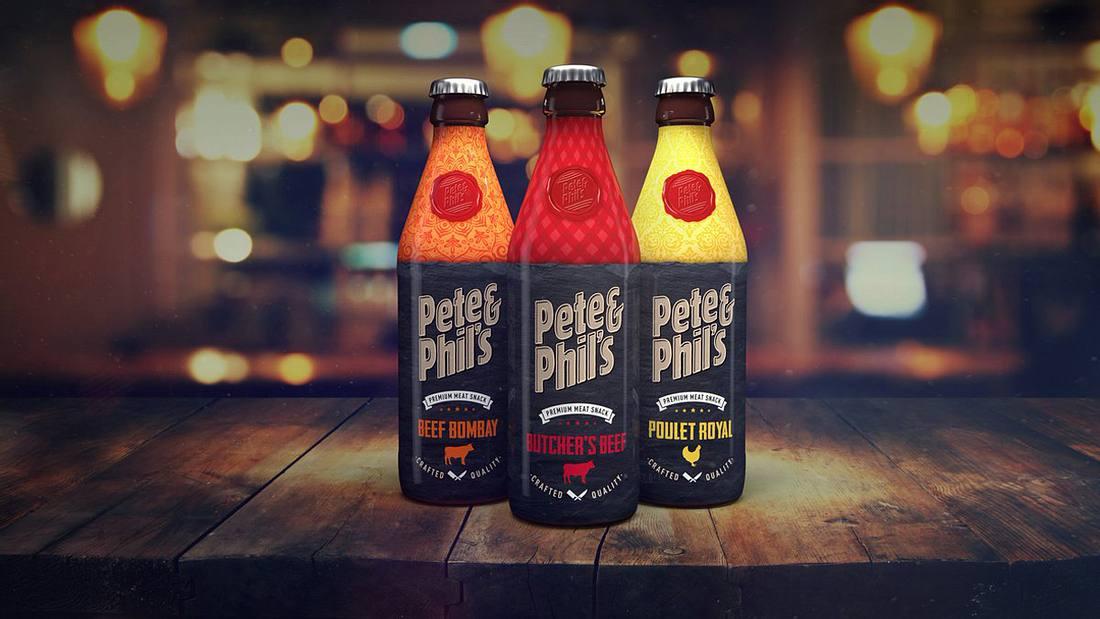 Flaschenfleisch: Diese Drinks bestehen aus Huhn und Rind