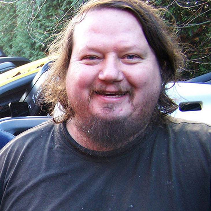 Kult-Schrotthändler Peter Ludolf