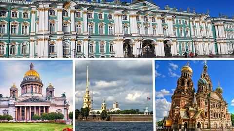 St. Petersburg - Foto: iStock / Dimos_istock / alzz / AleksandarGeorgiev / TomasSereda  (Collage Männersache)