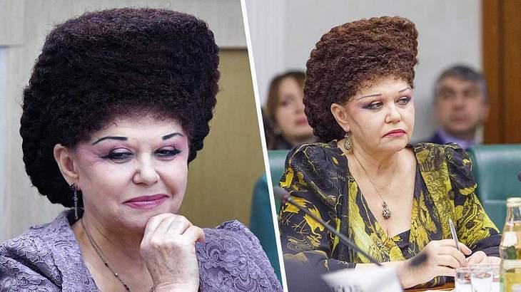 Valentina Petrenko hat die geilste Frisur