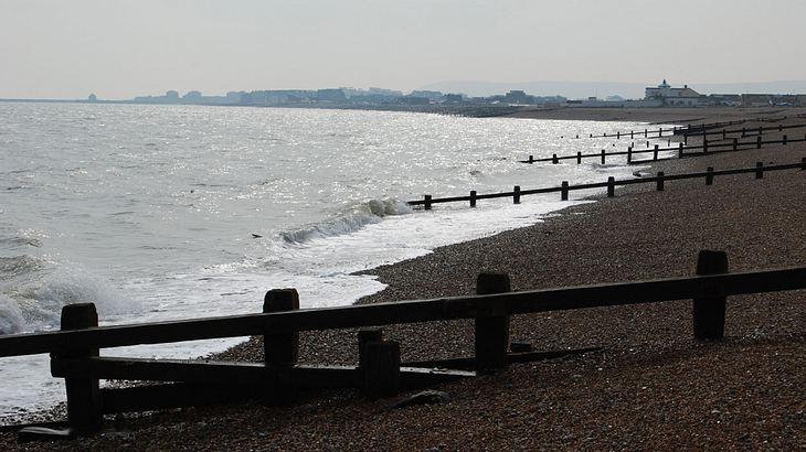 Pevensey Bay Beach: Der Strand, an dem die mächtigste Monarchie geboren wurde