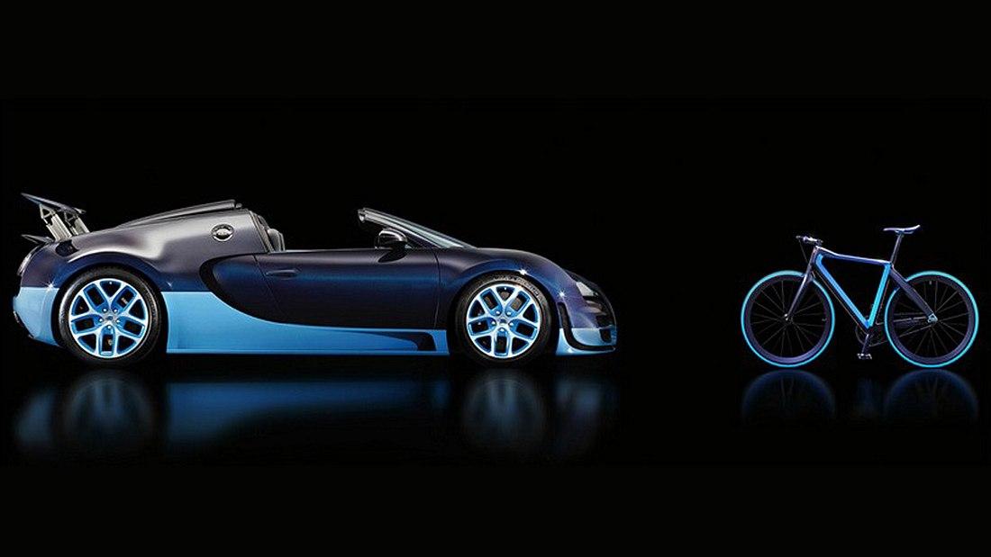 PG Bugatti: Der Bugatti unter den Fahrrädern
