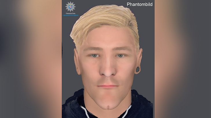 Phantombild vom Täter