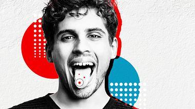 Pickel auf der Zunge - Foto: istock: AaronAmat