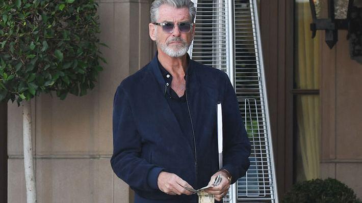 Ist Pierce Brosnan schon in Rente? - Foto: Getty Images / BG002/Bauer-Griffin / Kontributor