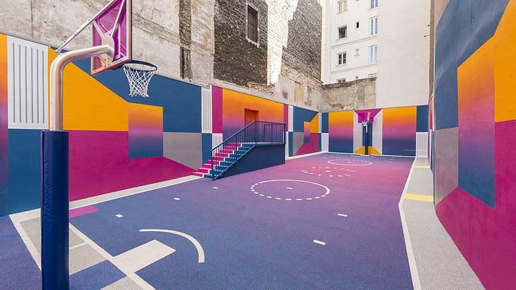 Dieser Court in Paris lässt Baller-Herzen höher schlagen