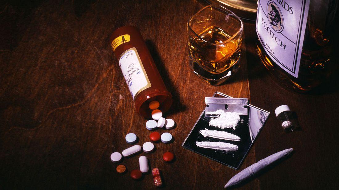 Drogen-Cocktail