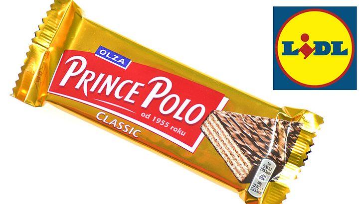 Prince Pole bei LIDL