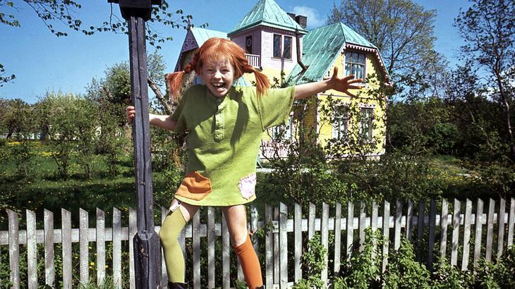 """Inger Nilsson So sieht """"Pippi Langstrumpf"""