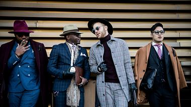 Pitti Uomo Januar 2020 - Foto: Getty Images / Tristan Fewings