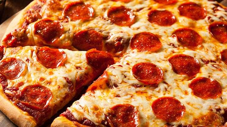 Studie: Menschen mögen Pizza lieber als ihre Freunde
