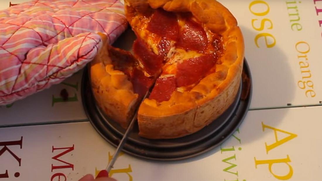 Pizzakuchen & Co. – Kulinarisches für echte Kerle