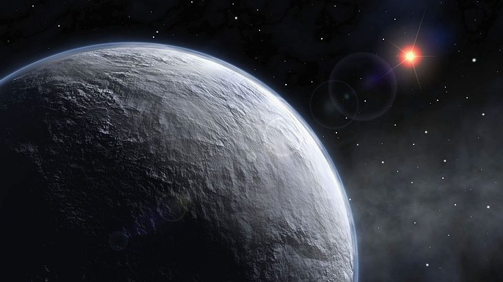 Lunar Aliens: Durch Unfall irdisches Leben auf dem Mond!
