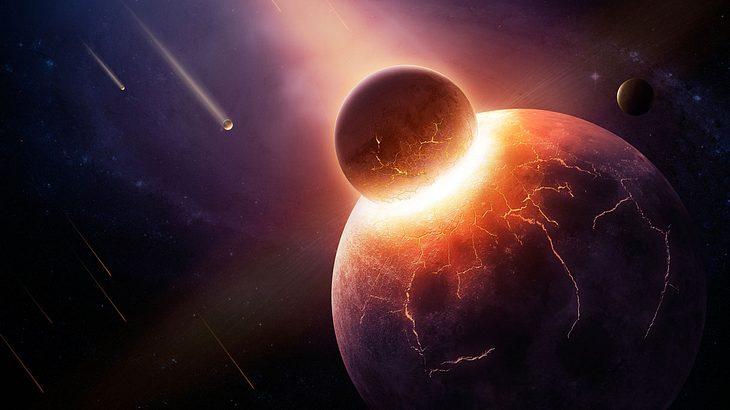 Verschwörungstheoretiker sieht das Ende der Welt vorher - schon diesen Oktober.