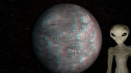 Geheime Alien-Tür auf Planeten Merkur entdeckt