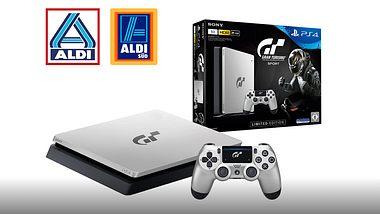 ALDI bietet limitierte Edition der Playstation 4 an