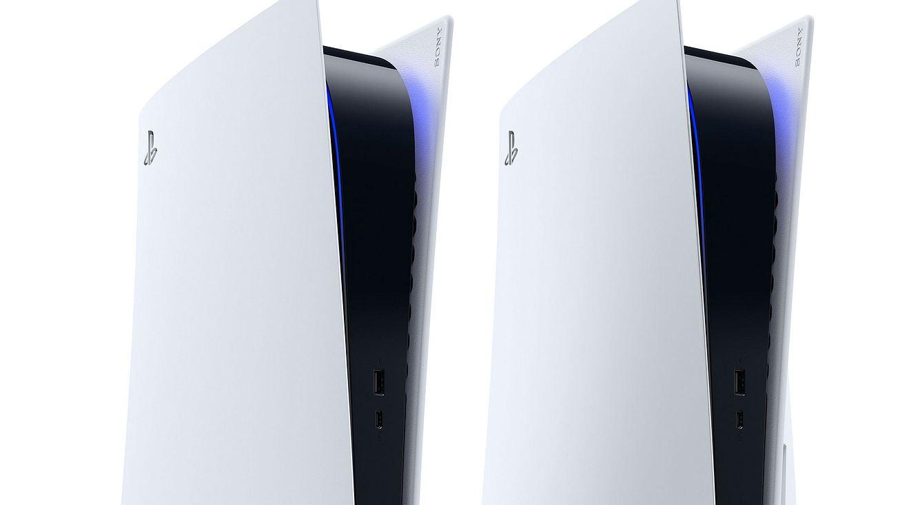 PlayStation 5 von Sony