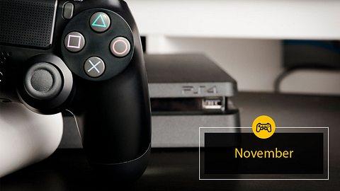 Alle neuen PS4-Spiele im November 2018