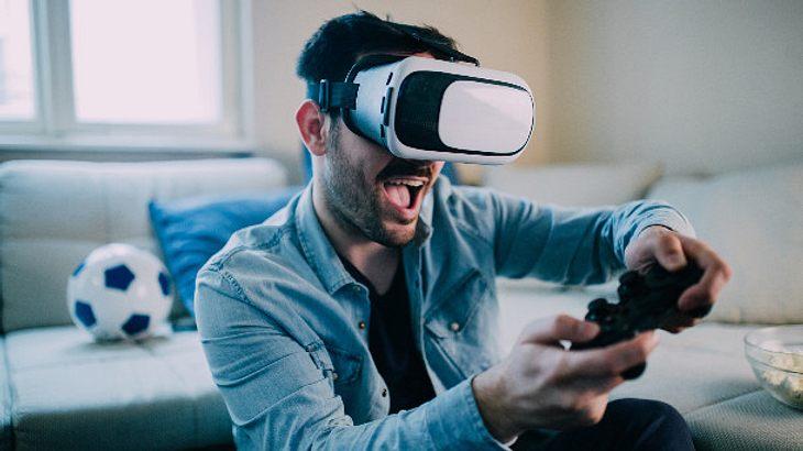 Playstation VR Spiele Brille Kaufen Vergleich
