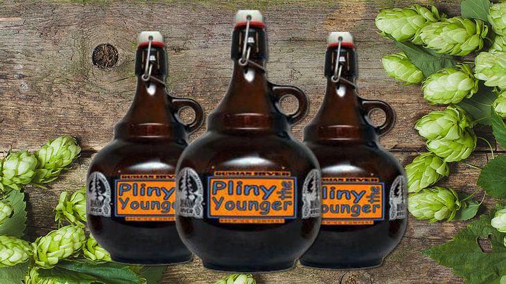 Pliny the Younger (Russian River) - gehört zu den besten Bieren der Welt
