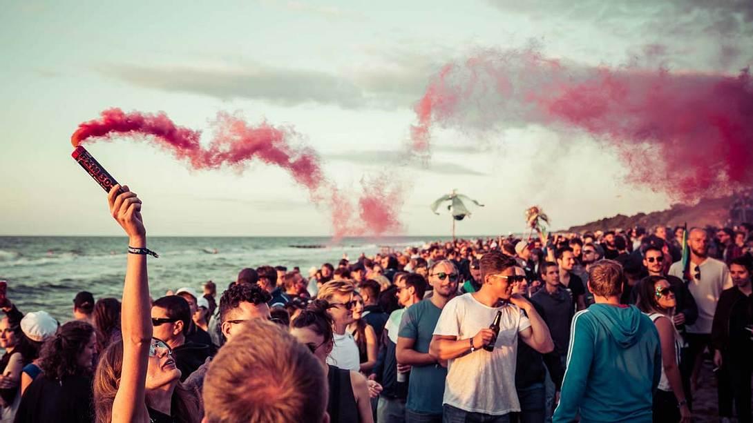 Plötzlich am Meer - Das Festival mit Aussicht