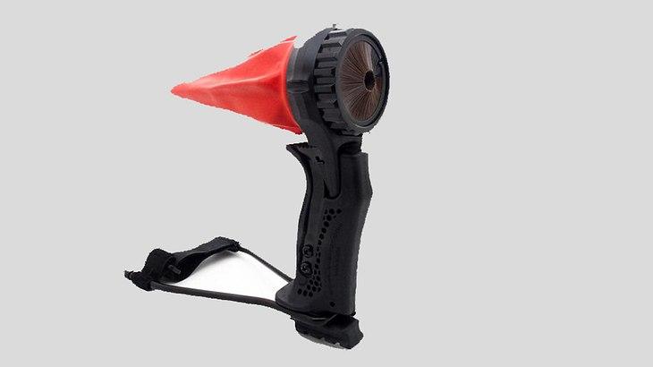 Pocket Hammer: Diese Steinschleuder schießt mit Pfeilen