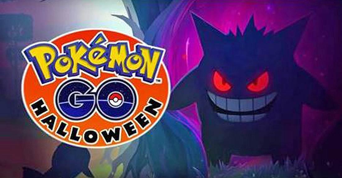 Das Halloween-Update von Pokemon Go