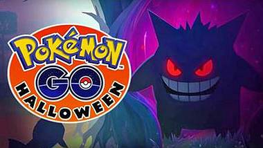 Das Halloween-Update von Pokemon Go - Foto: Niantic
