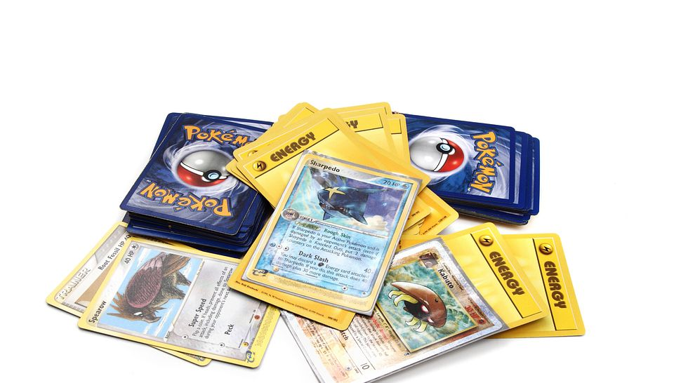 Pokemon-Karten - Foto: iStock / NoDerog