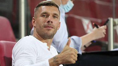 Lukas Podolski - Foto: imago images / Poolfoto