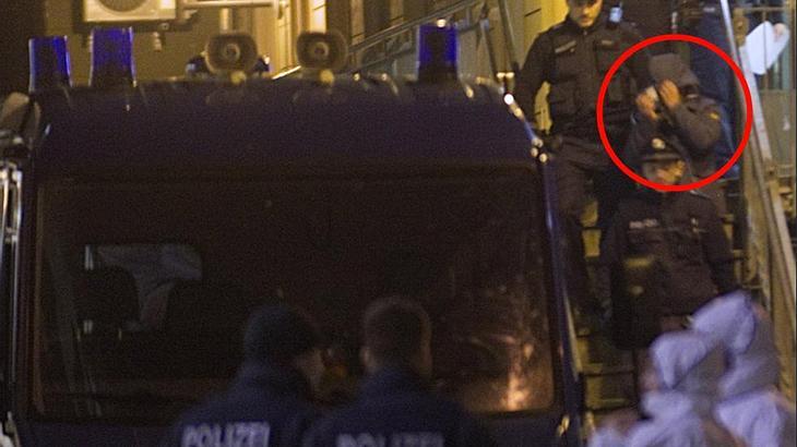 Polizei München verhaftet Drogenkurier mit 7 Kilogramm Rauschgift