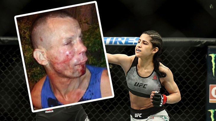 Leg dich nie mit einer UFC-Kämpferin an