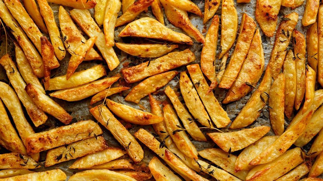 Pommes selber machen: So klappts garantiert!
