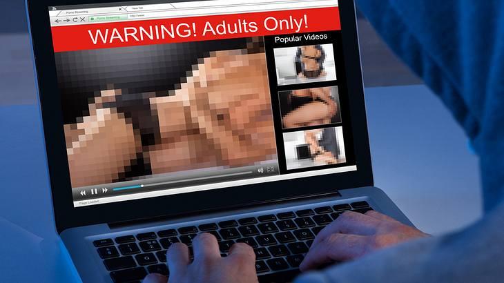 Der Porno-Modus für Web-Browser