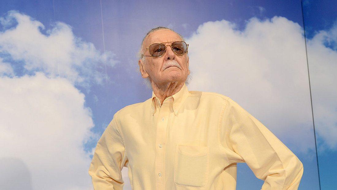 Pornhub ehrt Stan Lee (†)