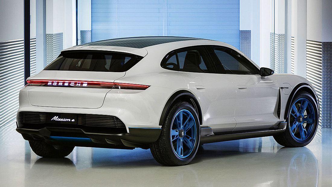 Porsche macht Tesla Konkurrenz: Elektro-SUV in Genf vorgestellt