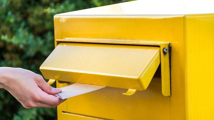 Deutsche Post erhöht die Preise für einen Standardbrief