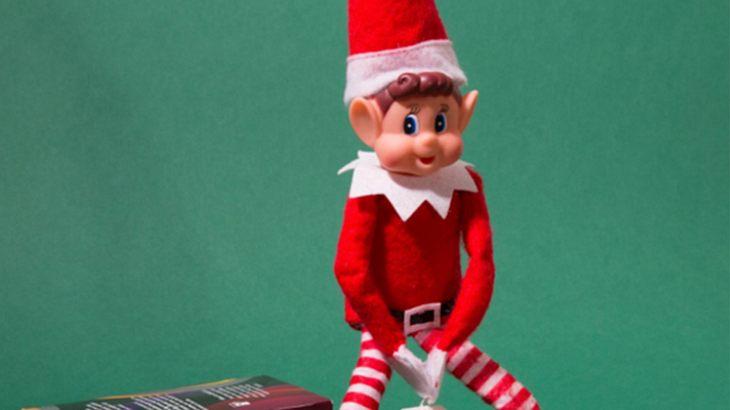 Elf missbraucht Barbie: Teebeutel-Kampagne von Poundland