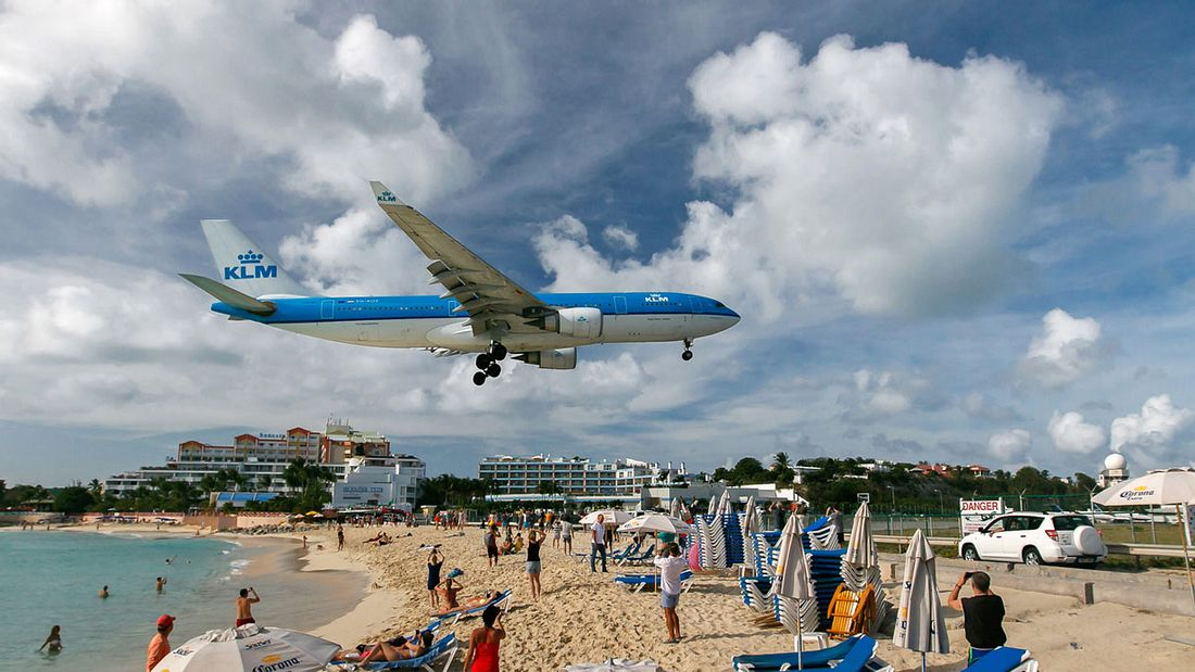 Princess Juliana International Airport  (Karibik)