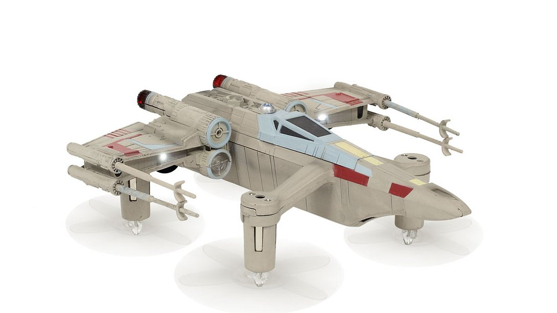 Star Wars: Propel launcht Laser-Kampfdrohnen