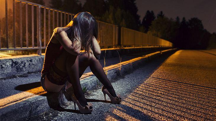 Prostituierte Bringt Ihn Zum Kommen