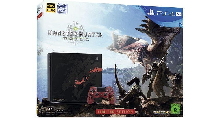 Limitierte Sony Playstation Pro im Wert von 499 Euro zu gewinnen
