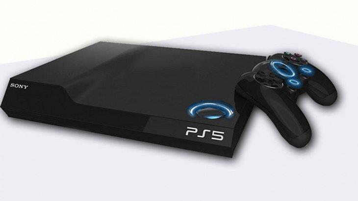 Konzept der PS5