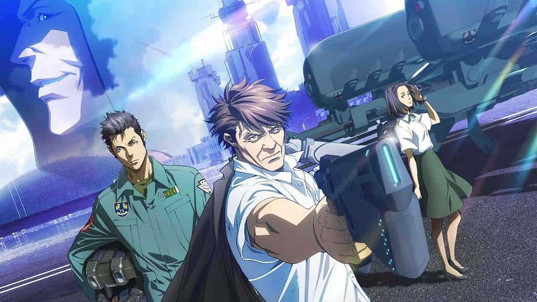 Psycho Pass - Sinners of the System