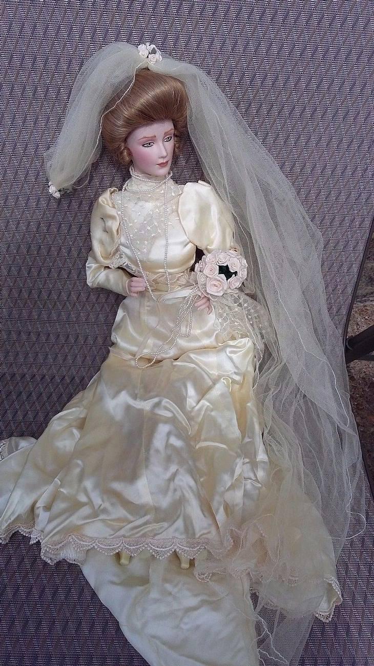 Ist diese Puppe besessen?