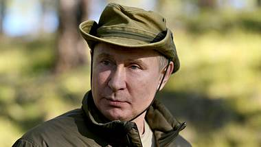 Wladimir Putin - Foto: imago images/ZUMA Wire